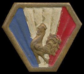 légion étrangère insigne du corps expéditionnaire français en Italie